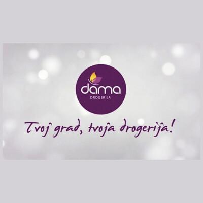 Apoteka Drogerija DAMA  - TC Butiko Radanovići